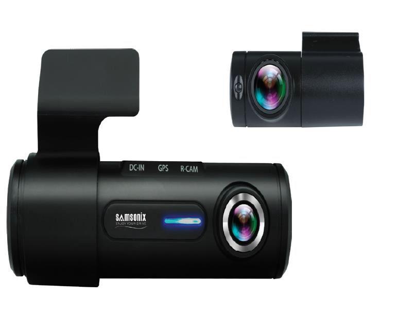 מצלמת תיעוד קדמית ואחורית דגם S- PARK-PROTECT