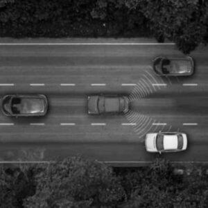 מערכת לזיהוי רכבים בשטחים מתים BAWARE BSD