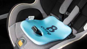 מערכת B-care למניעת שכחת ילדים ברכב